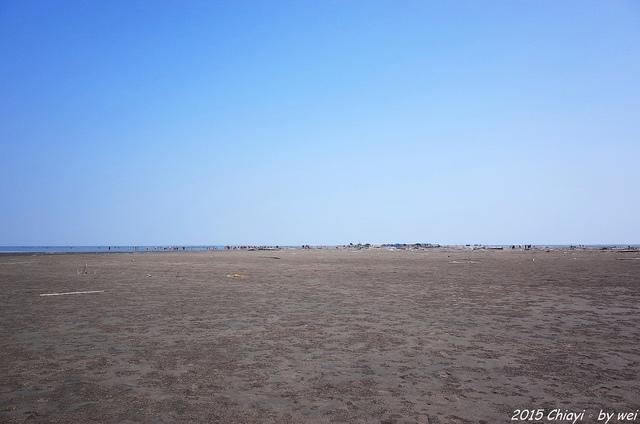 R0000419.JPG - 嘉義東石。逐漸消失的國境之西。飄移國土外傘頂洲