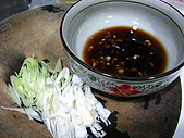 C太廚房筆記:荷包蒜香烏龍麵01
