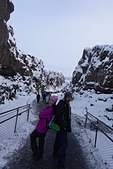 201702荷比冰之旅:冰島金環之旅辛格韋德利國家公園面向北美與歐亞交界.JPG