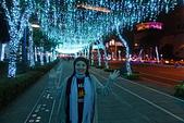 2016生活記錄:2016新北歡樂耶誕城縣民大道燈海人行步道.JPG