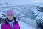 201702荷比冰之旅:冰島金環茫茫白雪中看古佛斯黃金瀑布.JPG