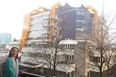 201702荷比冰之旅:鹿特丹中央圖書館水管包覆建築物.JPG