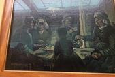 201702荷比冰之旅:庫勒慕勒美術館 梵谷作品吃馬鈴薯的人.JPG