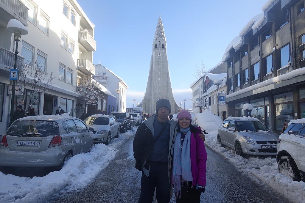 201702荷比冰之旅:雷克雅維克前往哈爾格林姆大教堂.JPG