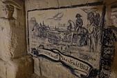 201702荷比冰之旅:馬斯垂克聖彼得堡洞穴1803年拿破崙到訪馬斯垂克壁畫.JPG