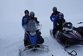 201702荷比冰之旅:冰島金環我們一齊在朗格冰川奔馳雪上摩托車.JPG