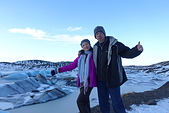 201702荷比冰之旅:瓦特納冰川國家公園藍色冰川合照 (3).JPG