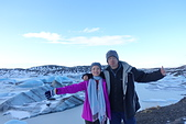 201702荷比冰之旅:瓦特納冰川國家公園藍色冰川合照 (4).JPG