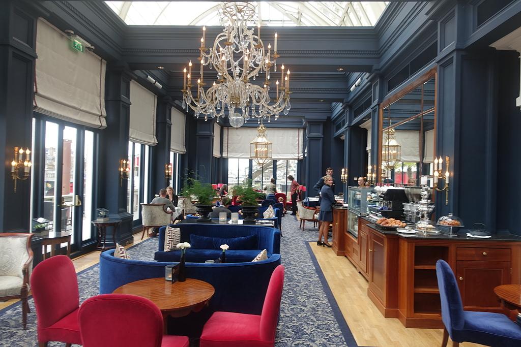 201702荷比冰之旅:阿姆斯特丹洲際飯店Amstel Lounge.JPG