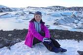 201702荷比冰之旅:瓦特納冰川國家公園藍色冰川留住美麗身影 (4).JPG