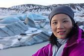 201702荷比冰之旅:瓦特納冰川國家公園藍色冰川沙龍照.JPG