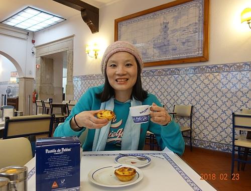 里斯本百年蛋塔創始店Casa Pastéis de Belém品嚐道地葡式蛋塔.JPG - 201802葡萄牙藍瓷10天
