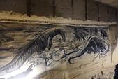 201702荷比冰之旅:馬斯垂克聖彼得堡洞穴恐龍化石壁畫.JPG