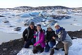 201702荷比冰之旅:瓦特納冰川國家公園我們一齊在藍色冰川.JPG