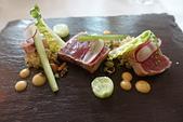 201702荷比冰之旅:馬斯垂克教堂飯店米其林餐廳 Neercanne精緻料理.JPG