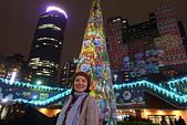 2016生活記錄:2016新北歡樂耶誕城3D光雕投影+3D立體光雕耶誕樹前留影 (2).JPG