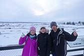 201702荷比冰之旅:冰島金環之旅辛格韋德利國家公園知性與美麗的當地導遊.JPG