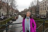 201702荷比冰之旅:阿姆斯特丹早晨運河清幽的景致.JPG