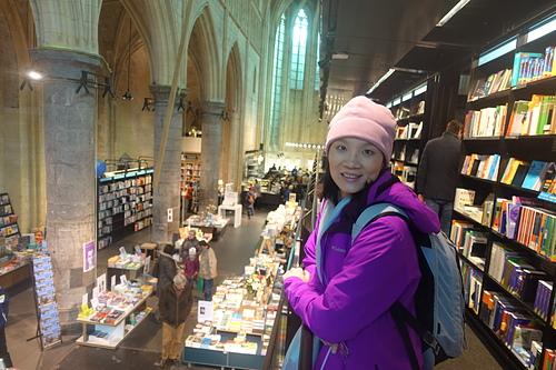 馬斯垂克天堂書店感受特殊的人文氣息.JPG - 201702荷比冰之旅