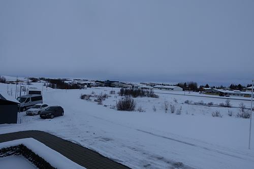 冰島海德拉白雪覆蓋的小鎮.JPG - 201702荷比冰之旅