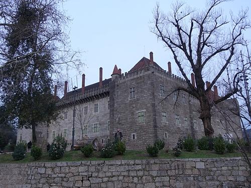 吉馬良斯公爵宮殿美麗景色.JPG - 201802葡萄牙藍瓷10天