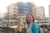 201702荷比冰之旅:鹿特丹中央圖書館黃色水管外露之特色建築物.JPG