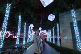 2016生活記錄:2016新北歡樂耶誕城禮盒燈飾.JPG