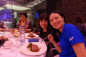201702荷比冰之旅:藍湖溫泉LAVA餐廳舊旅伴重逢.JPG