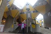 201702荷比冰之旅:鹿特丹方塊屋每一處空間都有不同的視覺變化.JPG