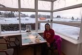 201702荷比冰之旅:克勞斯圖爾冰島航空酒店吃早餐賞雪景.JPG