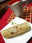 我的早餐:墨西哥捲餅vs墨西哥雞豆辣肉醬