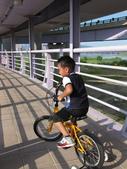 2011-07-31帶著2隻皮蛋去騎車:IMG_3653.JPG 出發囉..勇士