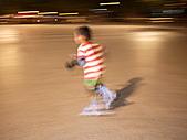 帶著孩子去夜遊: