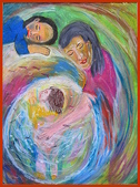 女人線上畫廊-2010玉敏&雅純雙人展:玉敏-圖3