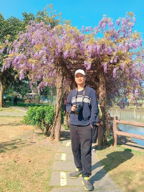 IMG_8063.JPG - 2018林口大湖公園紫藤花季