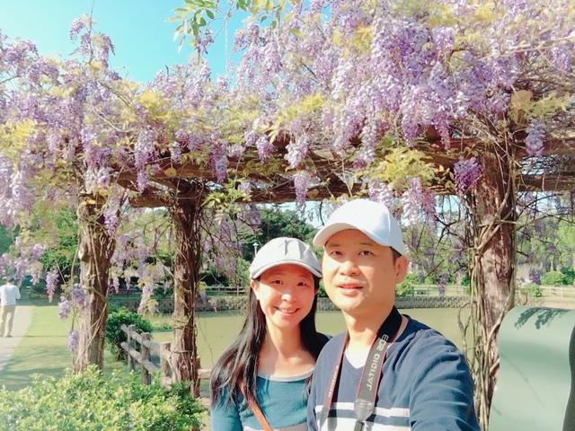 IMG_8052.JPG - 2018林口大湖公園紫藤花季