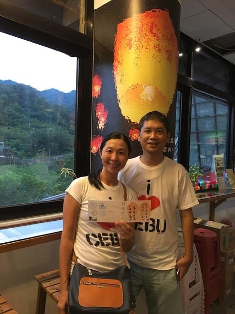IMG_8308.JPG - 平溪天燈媒人進站