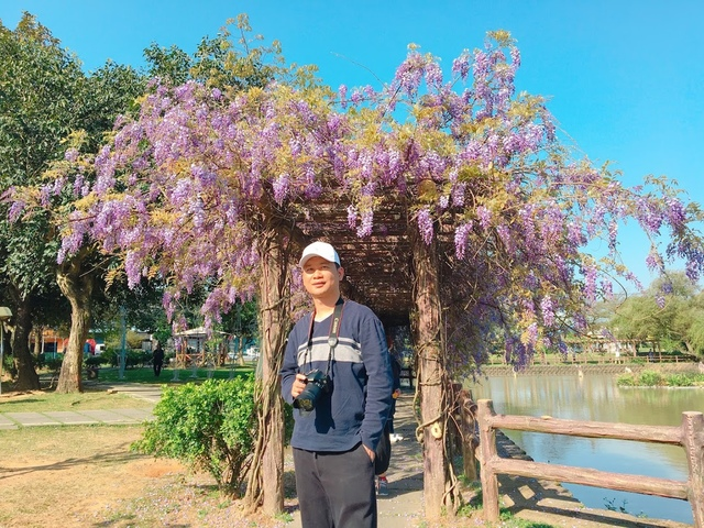 IMG_8062.JPG - 2018林口大湖公園紫藤花季