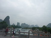 980530 陽朔-荔浦-陽朔:水墨話一般的美景就在日常生活中