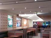 980509 跳舞咖啡廳與石門海邊:肯德基餐廳內
