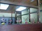 980509 跳舞咖啡廳與石門海邊:舞蹈教室內的擺設