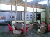 980509 跳舞咖啡廳與石門海邊:舞蹈教室裡的休息區