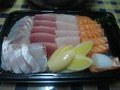快樂小廚房:綜合生魚片.JPG