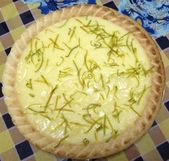 快樂小廚房:檸檬派.JPG