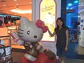 2009美西行- 24迪士尼 & 25環球影城:7-23桃園機場
