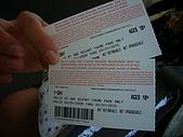 2009美西行- 24迪士尼 & 25環球影城:7-24-迪士尼樂園票    分大人和小孩