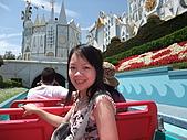 2009美西行- 24迪士尼 & 25環球影城:7-24-迪士尼樂園  小小世界