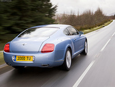 2010_11月份:Bentley Continental GT