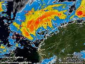 傷心的莫拉克颱風衛星空拍圖:傷心的莫拉克颱風衛星空拍圖
