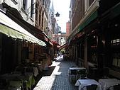 布魯塞爾倫敦阿姆斯特丹:有名的海產街 晚上超熱鬧